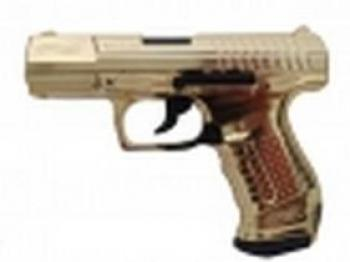 UMAREX WALTHER P99 CO2 GOLD EDITION COLLECTOR