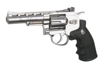REVOLVER CO2 DAN WESSON FULL METAL 4 POUCES