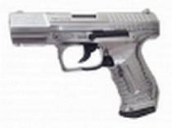 UMAREX WALTHER P99  CO2 SILVER EDITION COLLECTOR